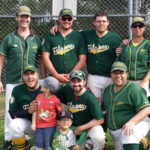 Five Dock Falcons Baseball Club Information for Seniors